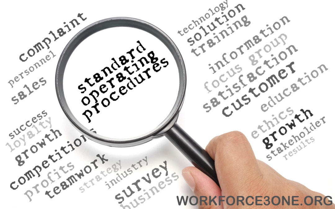 SOP Pengurusan Pegawai serta SDM Perusahaan
